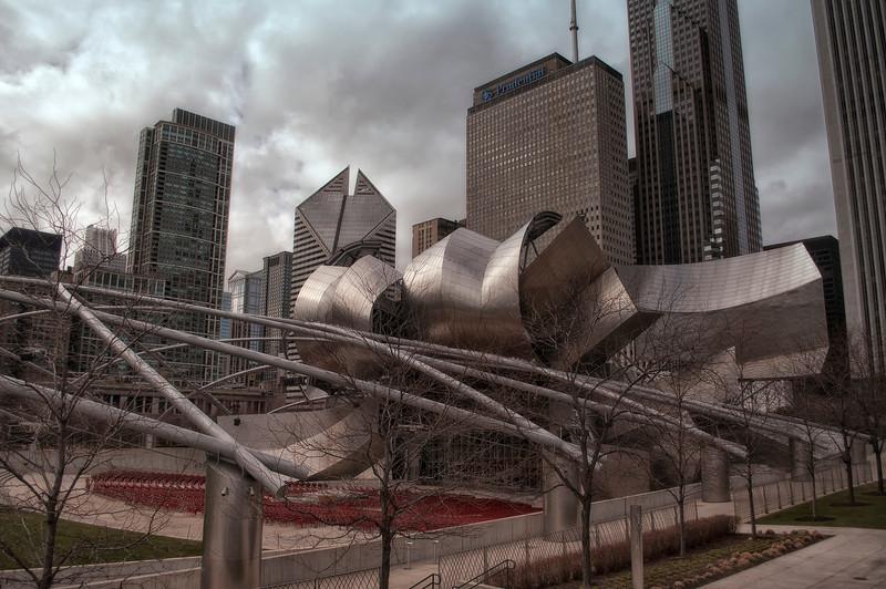 Chicago Millenium Park