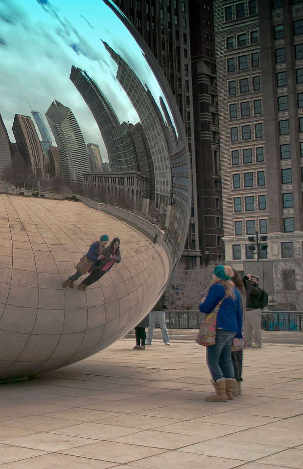 Chicago Bean Reflections2