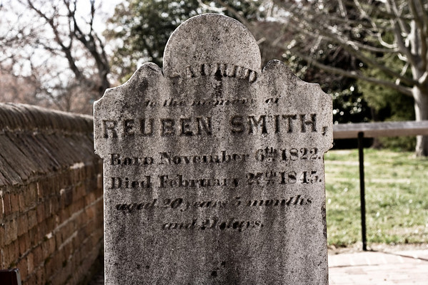 Smith Grave Stone
