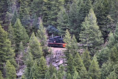 Colorado Mountain Train
