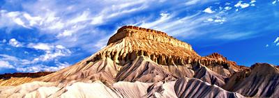 Mt. Garfield Panoramic