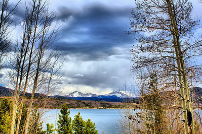 Colorado Mountain Lake