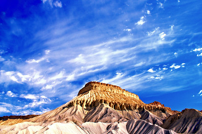 Grand Junction, Colorado Butte