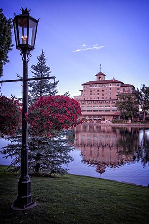 Colorado's Brooodmoor Resort