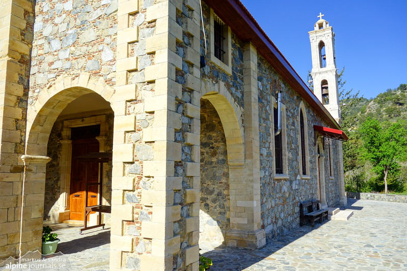 Panagia Iamatiki Church, Lemithou