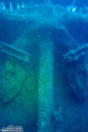 An anchor of Zenobia