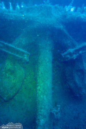An anchor of Zenobia
