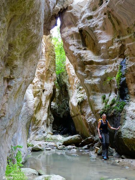 Avakas Gorge