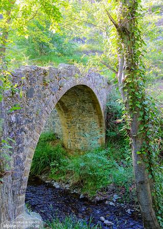 Medieval Bridge, Tres Elies