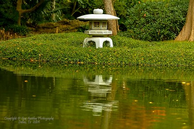 Cloudy Day at the Japanese Garden