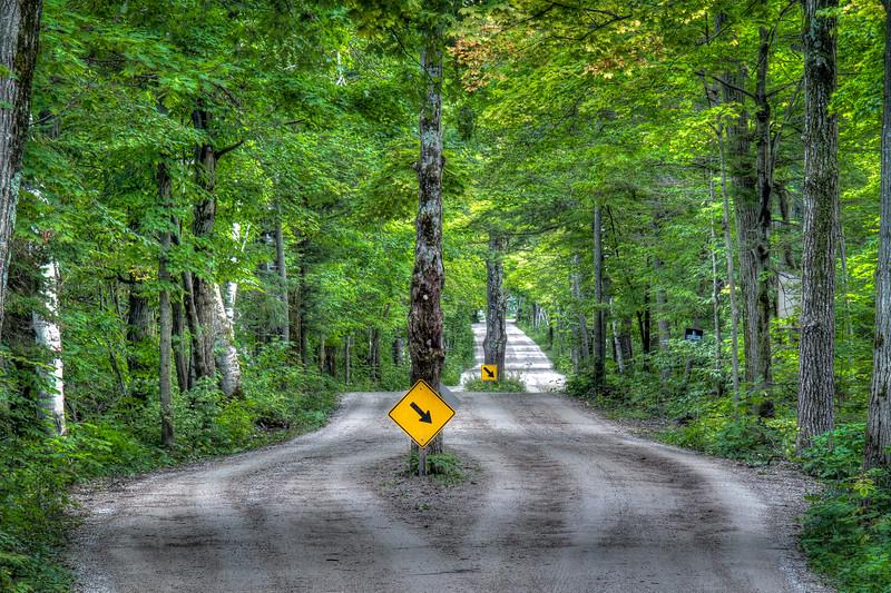 Ellison Bay Bluff Natural Area - Ellison Bay, Wisconsin - Door County