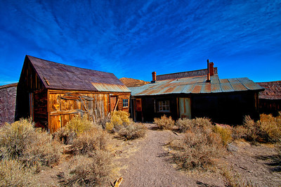 Bodie Ghost Town2