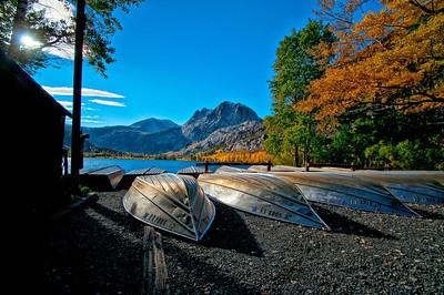 Silver Lake Fall Fishing