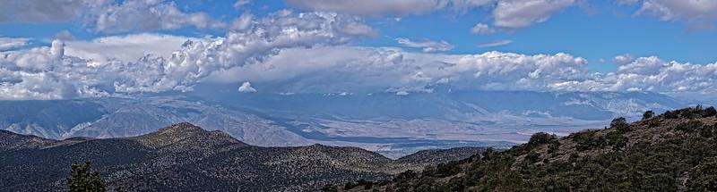 Eastern Sierra Pano