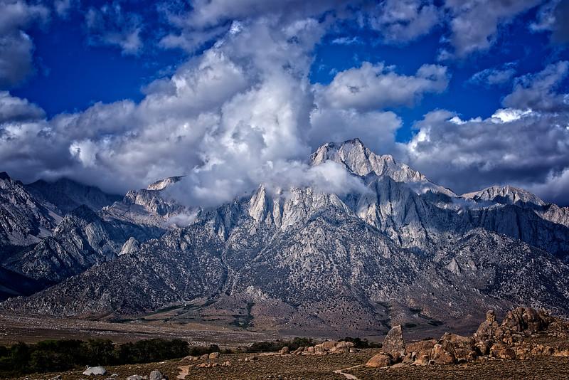 Eastern Sierra Big Sky
