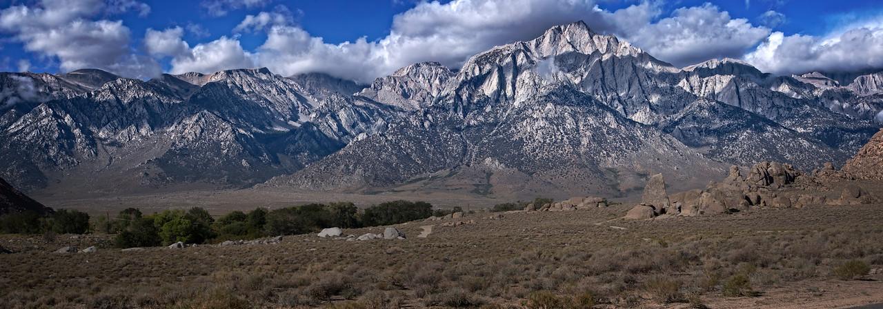 Eastern Sierra Whitney Portal