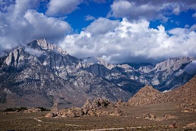 Eastern Sierras Sept 2014