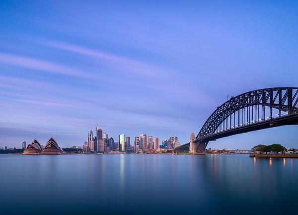 Sydney First Light
