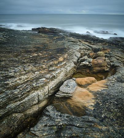 Rumbling Kern Rock Strata