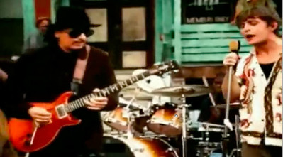 "Santana and Rob Thomas ""Smooth"" (2007)"