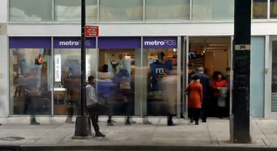 Everybody's Moving to Metro PCS (2012)