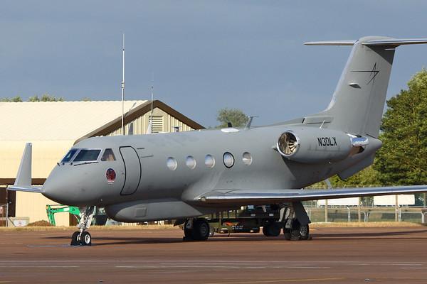 N30LX - Lockheed Martin Corporation, Grumman Gulfstream III (c/n 438)
