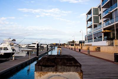 Geraldton Marina Boardwalk
