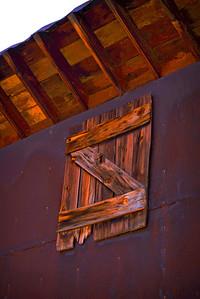 Miner's door