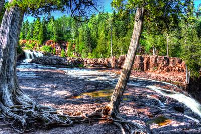 Gooseberry Falls State Park - Two Harbors, Minnesota 7.9.13