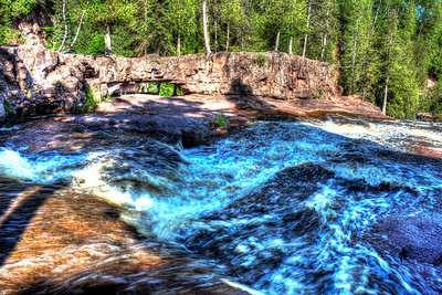 Gooseberry Falls State Park - Two Harbors, Minnesota 7.9.13