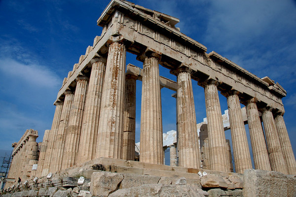 Athens - The Parthenon