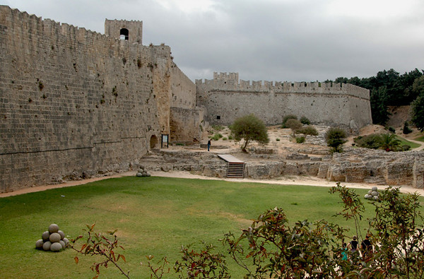 Rhodes - The Walled City