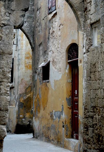 Rhodes - Back Streets