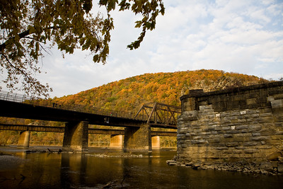 Harpers Ferry Foot Bridge