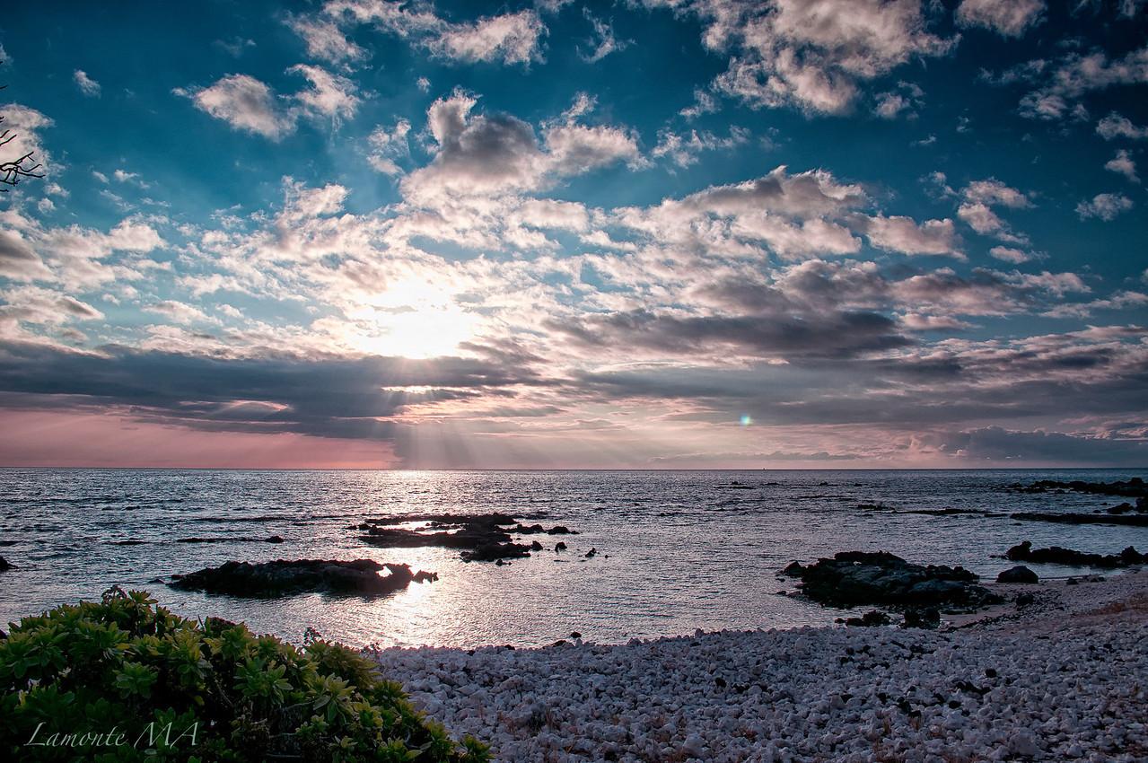 Big Island Sky