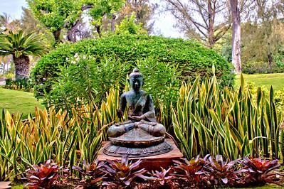 Bronze at the Hilton Waikoloa Village
