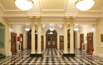 Woolwich Town Hall - Public Hall