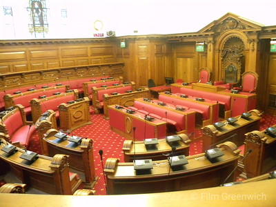 Woolwich Town Hall - Council Chambers