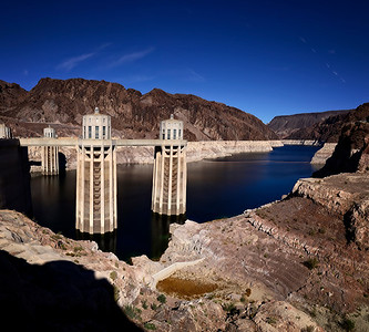 Hoover Dam - Lake Mead -Valley of Fire Nevada