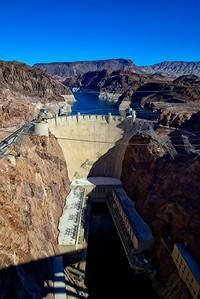 Hoover Dam NV - AZ