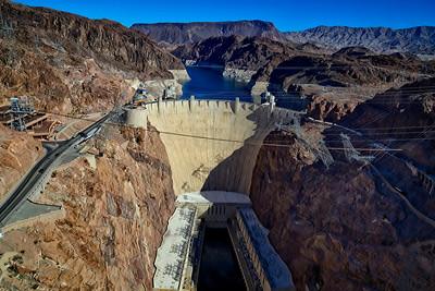 Hoover Dam 2 NV - AZ