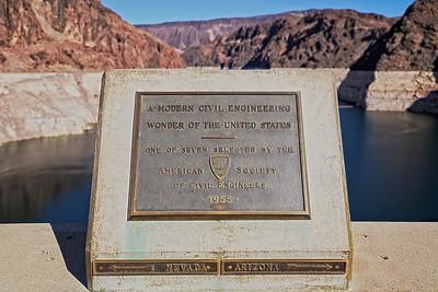 Civil Engineering Wonder Hoover Dam