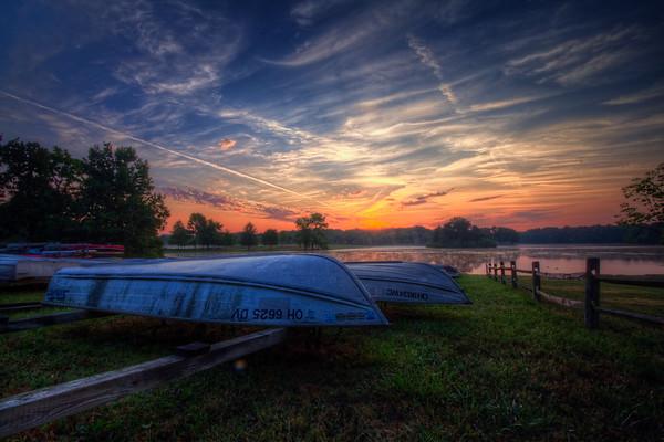 Hudson Springs Boats