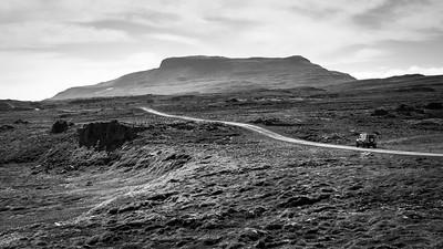 The Road to Drangsnes