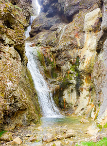 A hidden waterfall in the incredible Klambragil gorge. Bubbling with geothermal activity, sparkling with color, and surrounded by moody raw cliffs, this is a definite favourite - be sure to add this short extra hike to the end of Reykjadalsá if you are in the area!