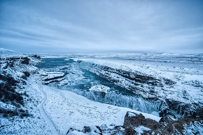 Mighty Gullfoss