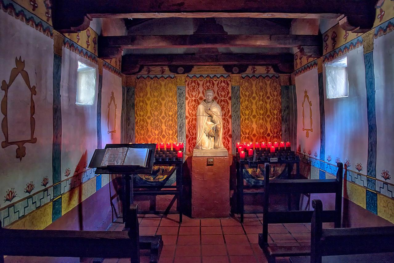 St Peregrines Chapel