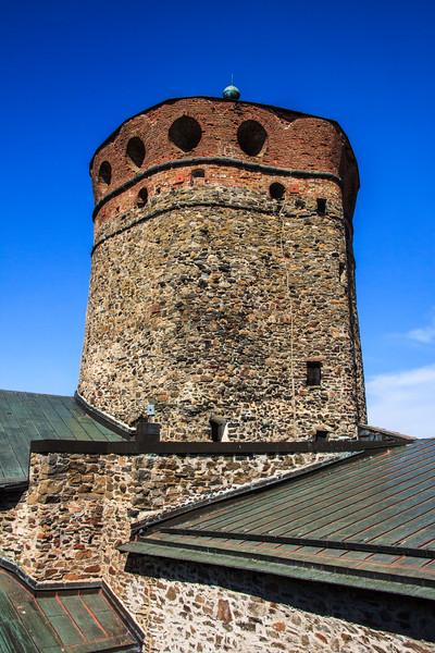Olavinlinna Castle Tower