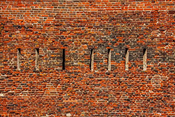 Suomenlinnan Fort Exterior Wall