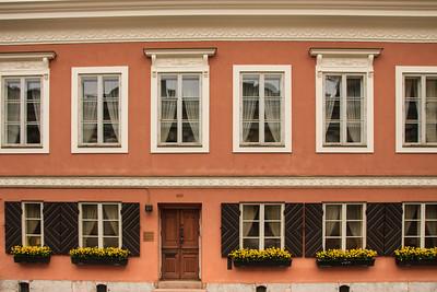 Old Helsinki Apartment Building